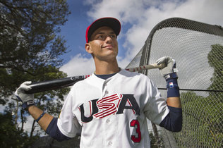 2012 MLB Draft: OF Albert Amora's Stock Continues To Rise