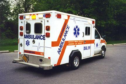 No Ambulance Needed