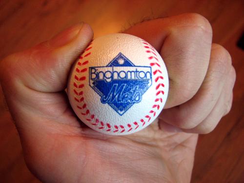B-Mets Notes: Goeddel To Make Double-A Debut, Harris 4-Game Hit Streak