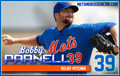 It's Parnell's Time To Shine As He Takes Over Mets Closer Role