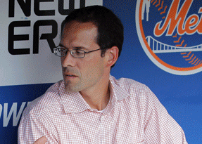 DePodesta On Why It's Taking So Long For Mets To Show Winning Results