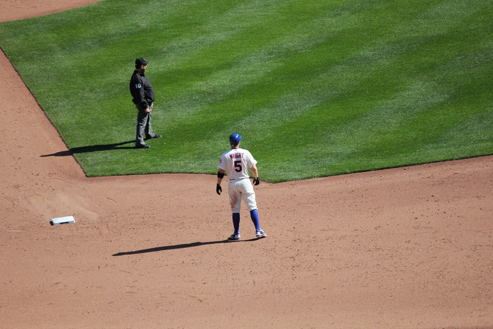Has David Wright Regained His 2008 Form?