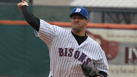 Matt Harvey Makes BA's Prospect Hot Sheet