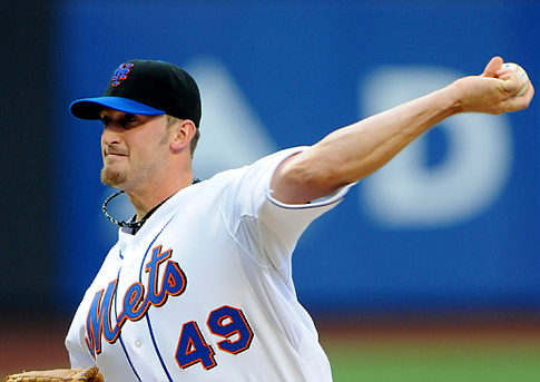 Mets Were Wrong To Give Niese An Extension This Soon