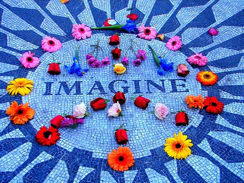 Imagine There's No Heaven