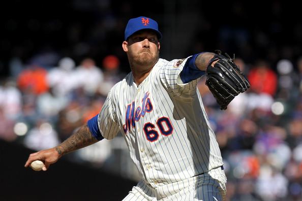 Jon Rauch Is Leading An Effective Resurgence In The Mets Bullpen