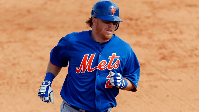 The New Minutemen: Mets Bench Coming Through