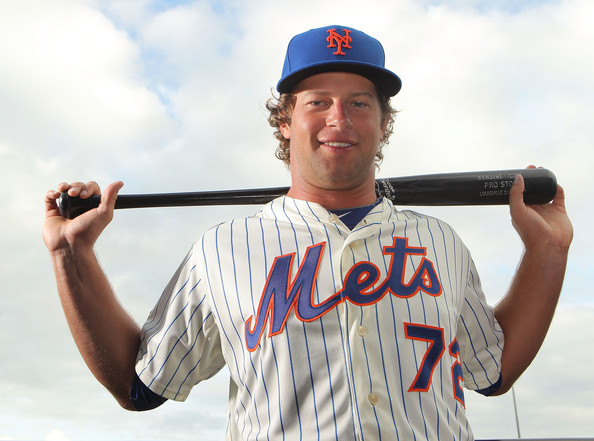 Mets Announce Nieuwenhuis To Replace Torres