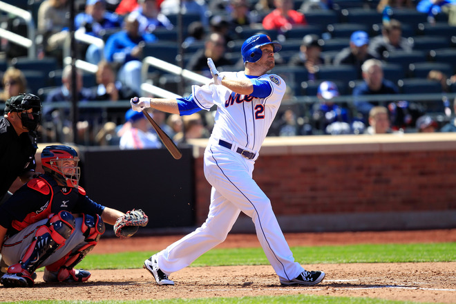 Collins Says He's Moving Duda To No. 5 Spot In Batting Order