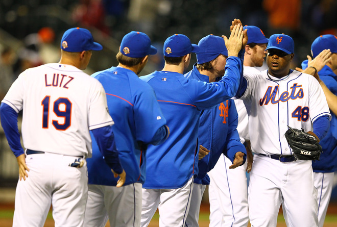 Terry Collins On Today's All Homegrown Mets Lineup