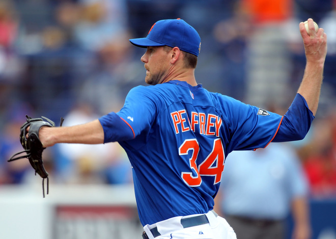2012 Mets Player Review: Mike Pelfrey