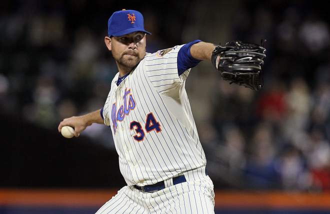 Is It Time For A Mike Pelfrey Encore?