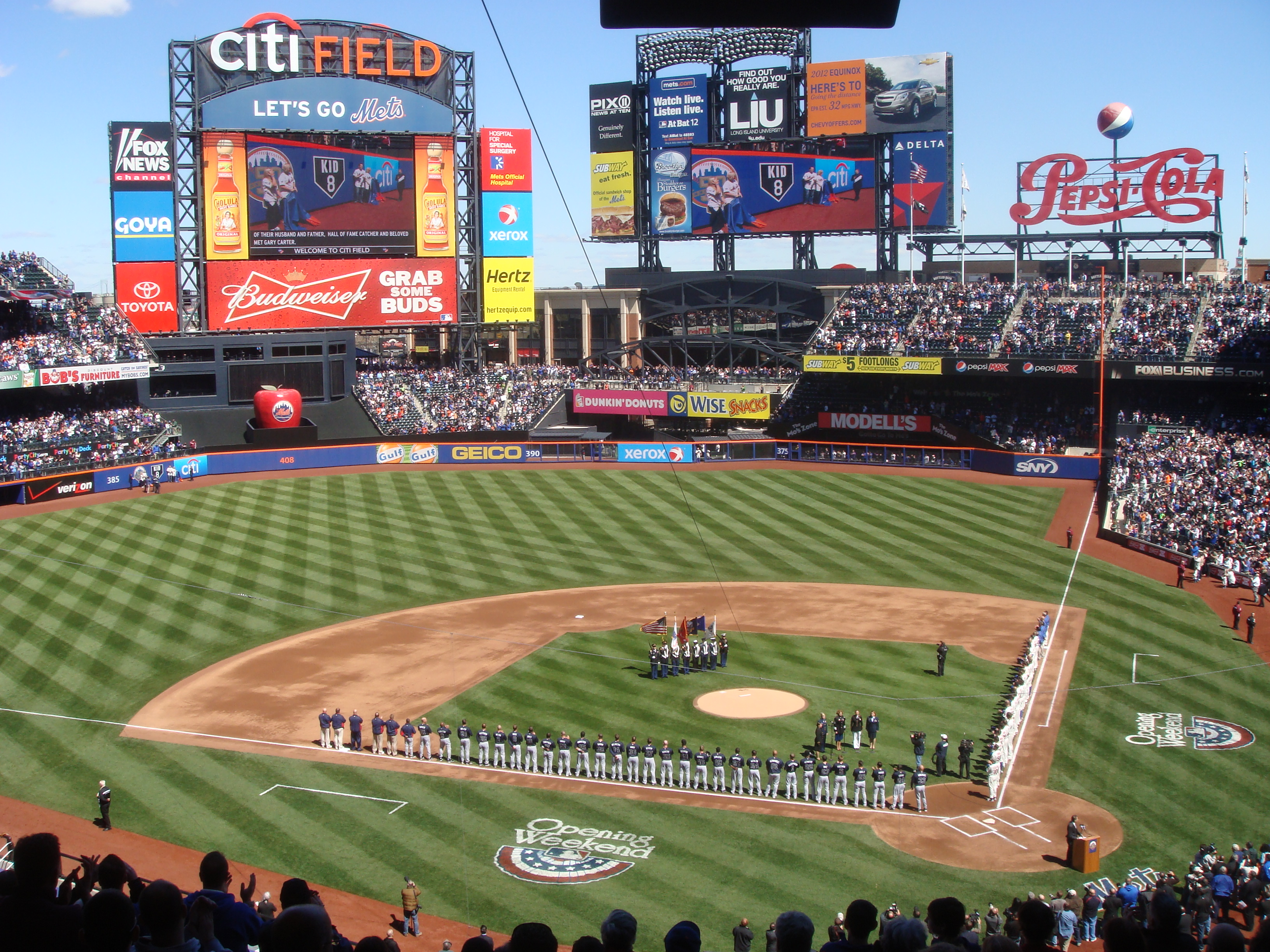 It Will Be An Interesting April For The Mets