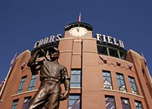 rockies coors field