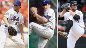 shawn estes tom seaver r.a. dickey one-hitters mets