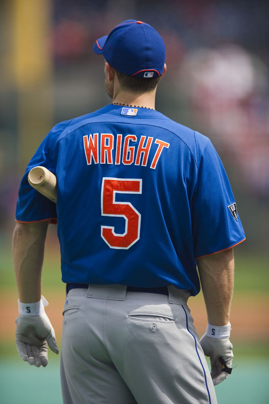 If Not In New York, Then Where For David Wright?