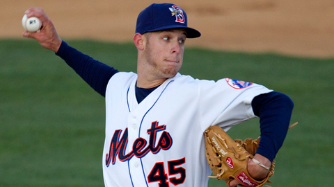 Zack Wheeler #4, Wilmer Flores #10 Make Baseball America Hot Sheet