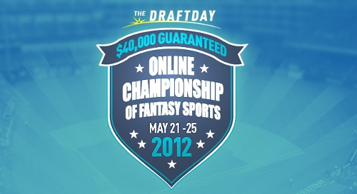DraftDay Online Championship of Fantasy Sports