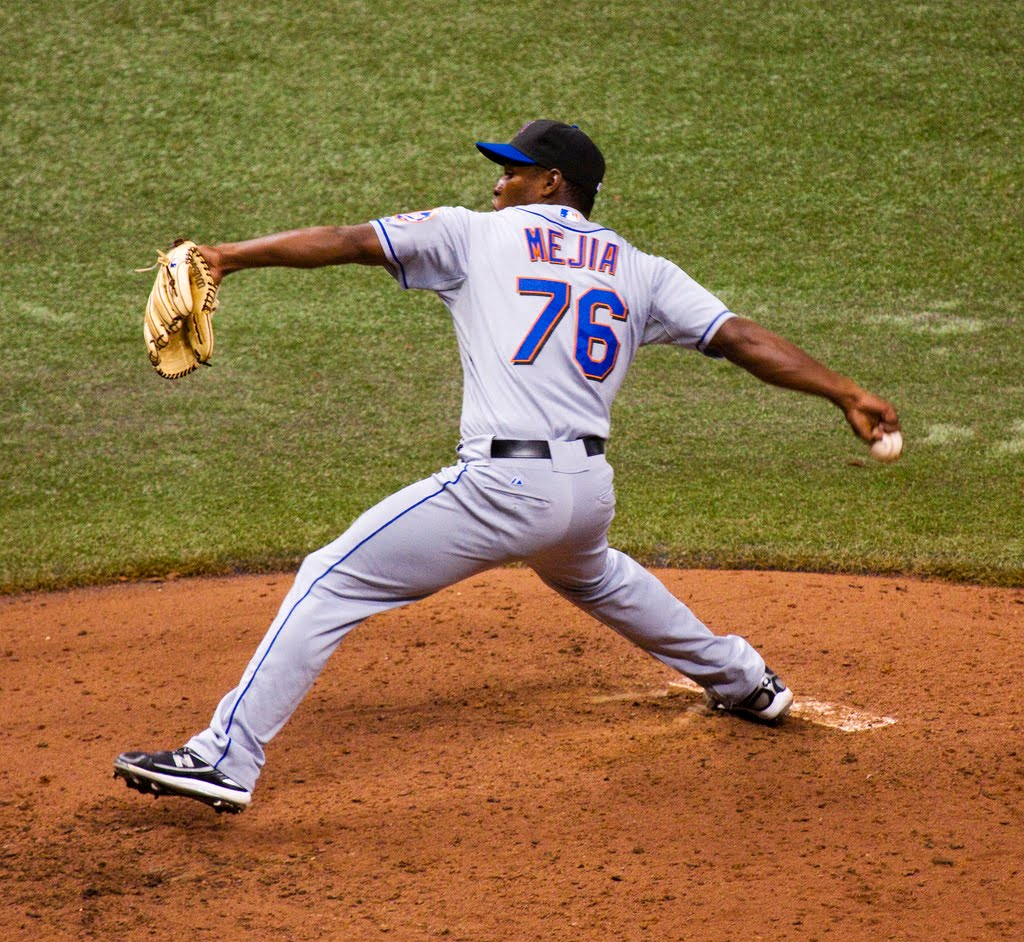 Jenrry Mejia On The Road Back