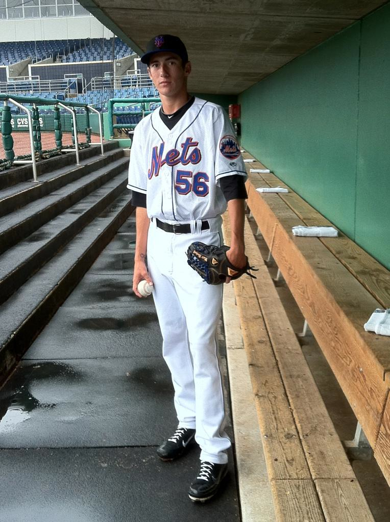 MMO Exclusive Interview: Mets Pitching Prospect Matt Budgell