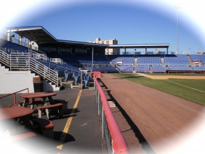 NYSEG Stadium Photo by Petey Pete