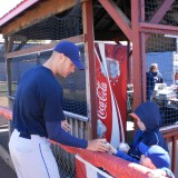 Binghamton Mets: Wheeler Back At Work