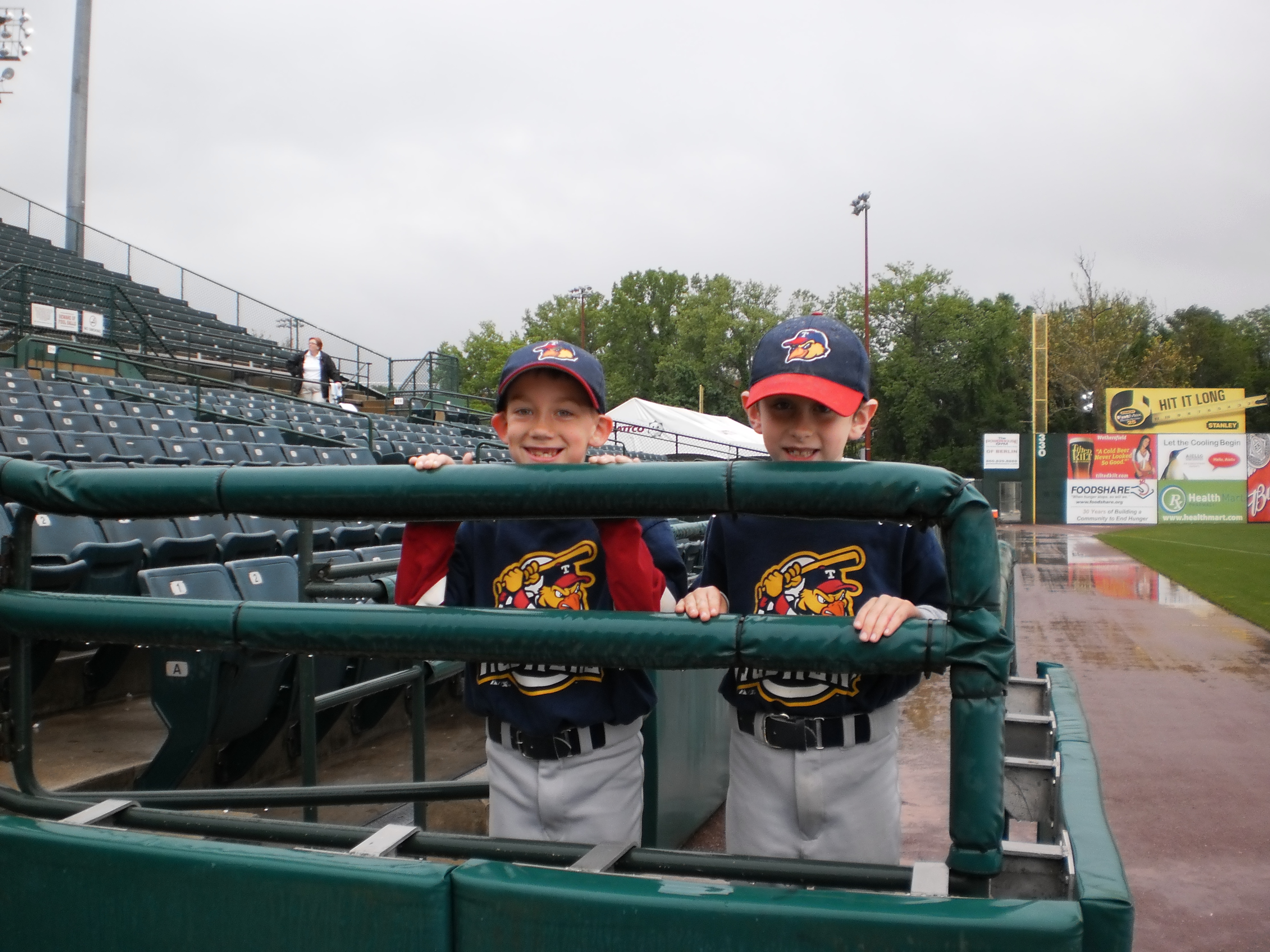 On The Road With Petey Pete: Wet & Soggy In New Britain