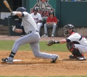 Eric Campbell Smacks RBI Single In Fourth Inning Thursday