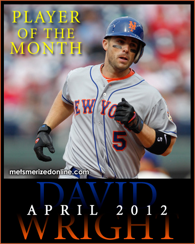 MMO Player Of The Month: David Wright