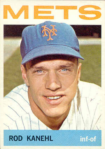 Old Time Mets: Rod Kanehl