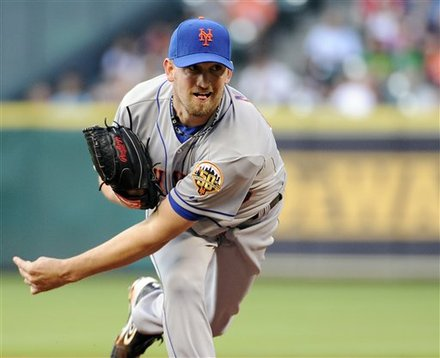 Niese Knocked Out Early, Mets Drop Another To The Astros 6-3