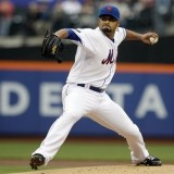 Santana Earns First Win Of The Season As Mets Top D-Backs 4-3