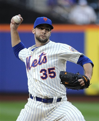2013 Mets Projection: Dillon Gee, SP