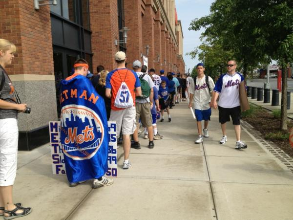 It's Going To Be A Banner Day At Citi Field!