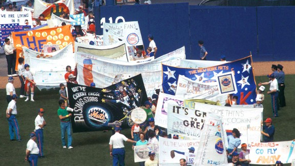 Banner Day Moved To May 11, Great Job By Mets!