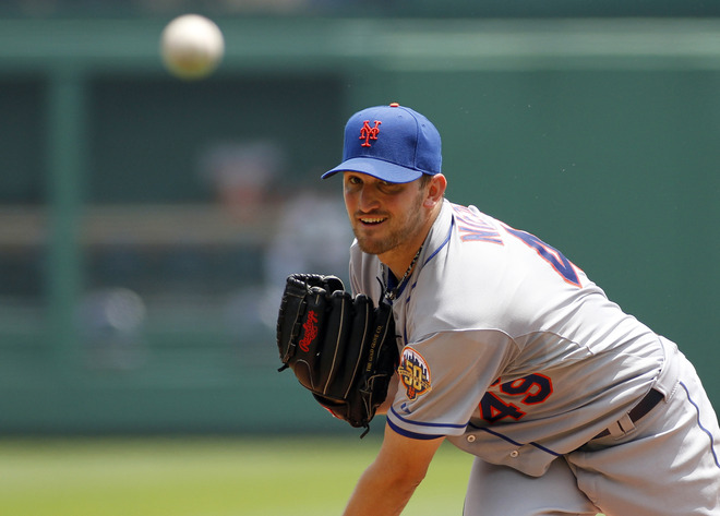 Niese Absolutely Awesome In 2-0 Mets Victory Over Washington