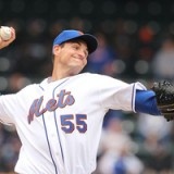 Chris Young Starts On Tuesday, Mets Rotation Set For Nats/Yanks Series