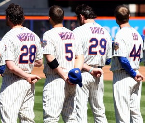 Murphy and Wright are staring the DL in the face due to intercostal injuries.