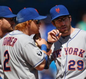 """Overheard on the mound: """"I wonder what it'll take for us to overtake David Wright on all these lists."""""""