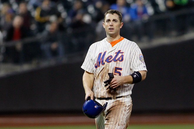 Wright Is Batting .246 Since The All-Star Break