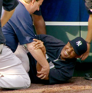 Mariano Was Always A Stand-up Guy To Me
