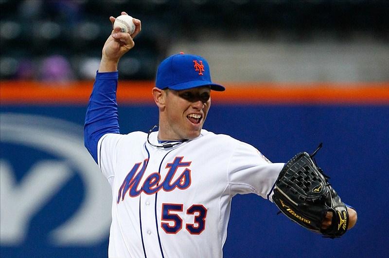 Mets Place Batista On DL, Collins Says Hefner Will Start On Thursday