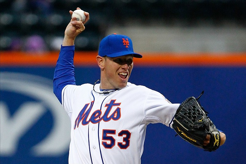 Mets Place Batista On DL, Collins Says Hefner Will Start On Thursday