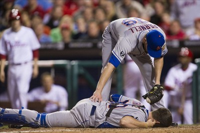 At Least When The Mets Struggle, They Don't Play Dirty