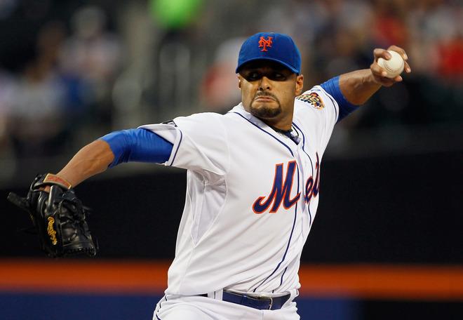 2013 Mets Projection: Johan Santana, SP