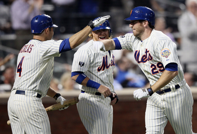 Mets Surrender Three Homers, But Hold On To 6-4 Win Over Yankees