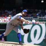 Mets Avoid Sweep As Dickey Pulverizes Nats 3-1
