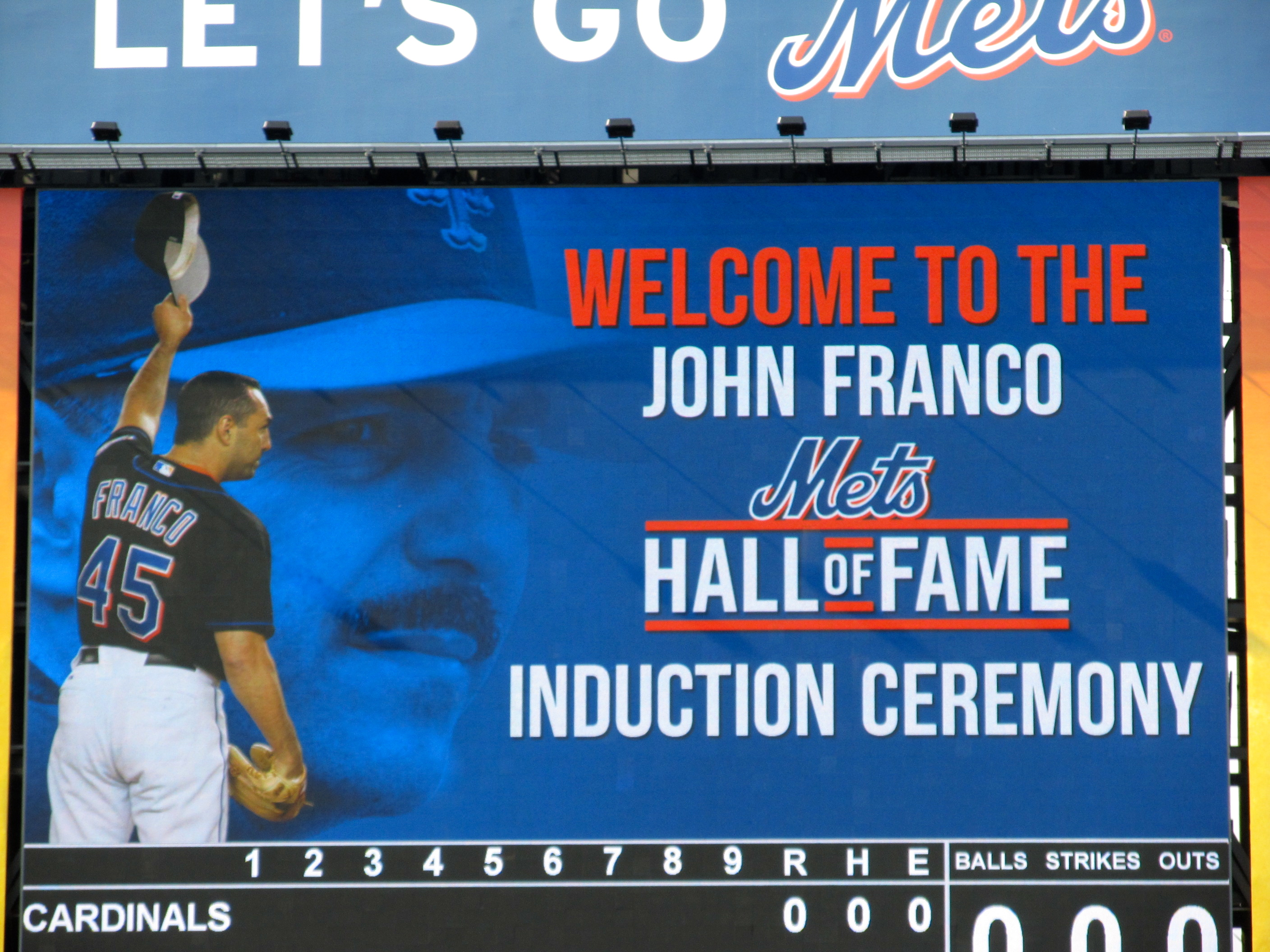 Mets Hall of Fame