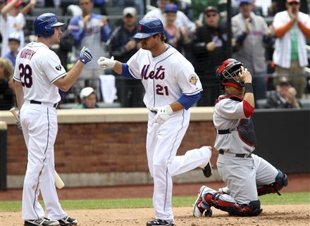 MMO Player Of The Week: Lucas Duda