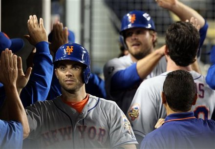 Tejada, Murphy, And Dickey All Amazin' In 9-0 Victory